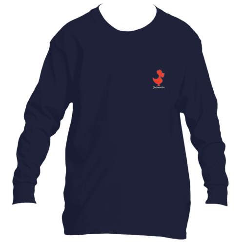 Seaboarder preppYouth y coastal long sleeve t-shirt