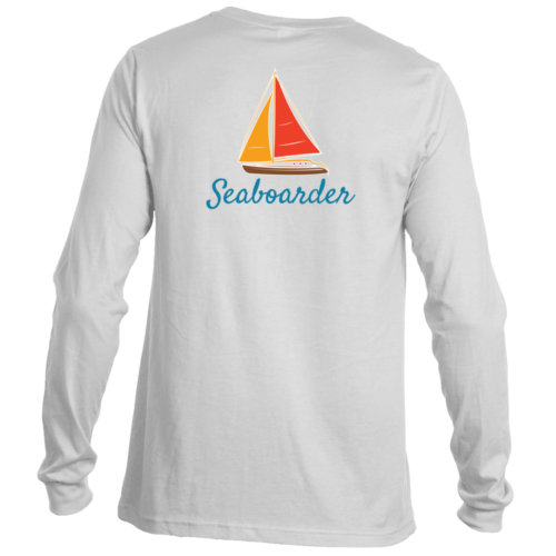 Seaboarder preppy coastal long sleeve t-shirt