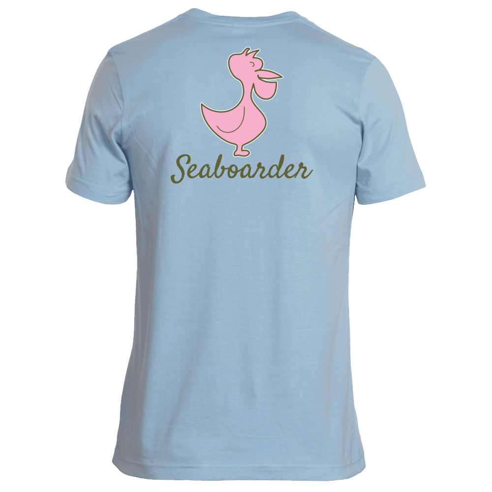 Seaboarder preppy coastal short sleeve t-shirt